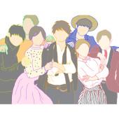 彩虹,キラ🦄💓の2人トーク(♡)