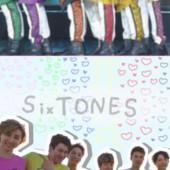 SixTONES、なにわ男子高校!