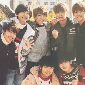 is mybrother an idol ... ??〆