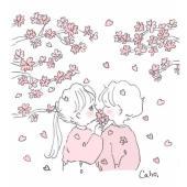 恋バナトーク💓