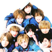 Hey! Say! JUMP × 彼女
