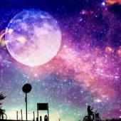 夜空の輝く頃に〆
