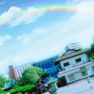 SAKURA🌸(紫桃濃い虹色)