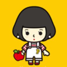 赤リンゴのアイコン画像