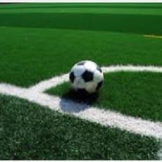 サッカー少女のアイコン画像