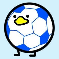 サッカー好きのアイコン画像