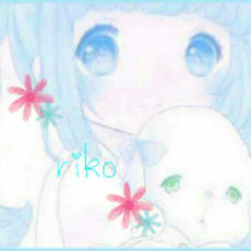 riko.+*:゚+。.☆のアイコン画像