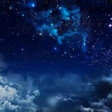 星空のアイコン画像