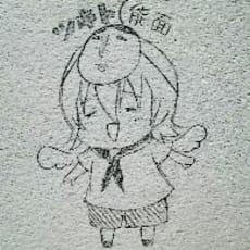 ツキト(能面のアイコン画像