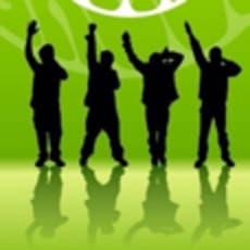 グリーンのアイコン画像