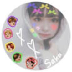 ♡ saku ♡のアイコン画像