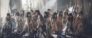乃木坂46、新曲MVは映画『ワンダーウーマン』とリンク