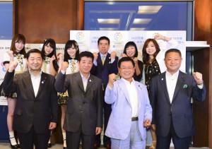 NMB48・西川きよし・ハイヒールが大阪万博誘致アピール 山本彩「自分の歌を皆さんに…」