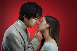 新木優子、資産100億のお嬢様役に挑戦 山崎賢人&真剣佑と三角関係に