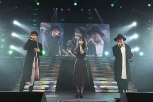AKB48横山由依、初ソロ公演でCHEMISTRYと夢の共演 「幸せ」と喜び爆発