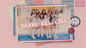 TWICE、ライブ限定上映MVをついに一般公開 卒業テーマの「BRAND NEW GIRL」