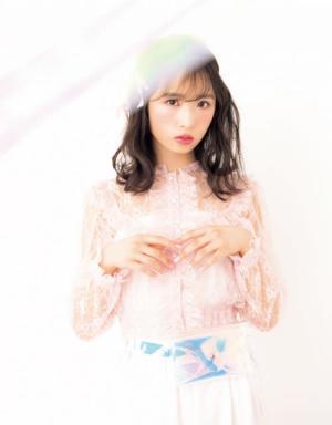 AKB48新センター・小栗有以、レギュラーモデルとして『LARME』初登場