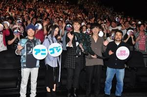 宮野真守&櫻井孝宏『アニゴジ』に手応え 声優業界からも「熱量が感じられてうれしいです」