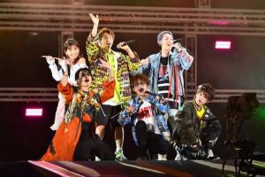 AAA、『a-nation』大阪初日で圧巻大トリ 新曲「DEJAVU」披露で会場熱狂