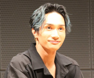 橘ケンチ、北方謙三氏から小説執筆の勧め「EXILEの暴露本でも出そうかな?」