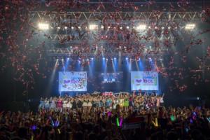 10周年『TIF』3days決定 指原莉乃チェアマン続投 チーム8が『全国選抜LIVE』応援