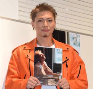 """EXILE SHOKICHI""""セクシー写真集""""は「イイ感じの仕上がり」"""