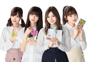 乃木坂46全メンバーが文庫カバーに 「乃木坂文庫 2019夏 青春&ミステリー」フェア開催