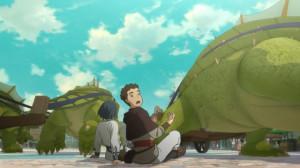山崎賢人主演の映画『二ノ国』 異世界に迷い込む瞬間を映した本編映像が到着【独占】