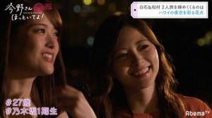 白石麻衣×松村沙友理、乃木坂46の未来を語る「モー娘。さんみたいに…」「卒業生でCDを」