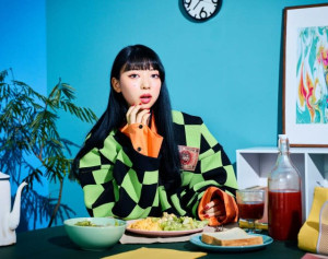 現役大学生・竹内アンナをドラマ主題歌に抜てき、WOWOW『有村架純の撮休』