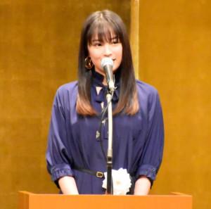 広瀬すず『紀伊国屋演劇賞』個人賞を受賞「もっと勉強、努力をしていきたい」