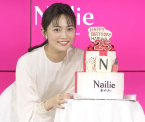 川口春奈、誕生日プレゼント理解できず驚き ネイル一生分に「どういうこと?」