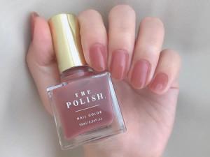 幻のネイルポリッシュ「THE POLISH.」の新色&全カラーが12月に登場♡ ちゅるんカラーを今回こそゲットしたいっ