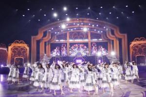 乃木坂46、9周年ライブでチケット販売数24万枚、推定視聴者数72万人
