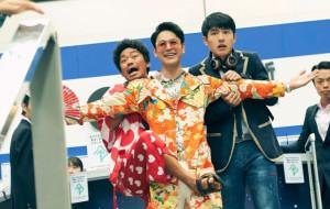 三代目JSB「Welcome to TOKYO」とともに大乱闘勃発 『唐人街探偵』新予告