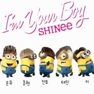 Shineeなり