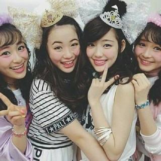 わか × こっちゃん × sayaka × arisaのトーク!