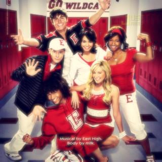 high school musical CLUB
