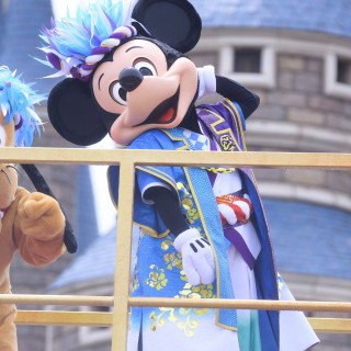 ディズニー愛ハンパない人話そー!
