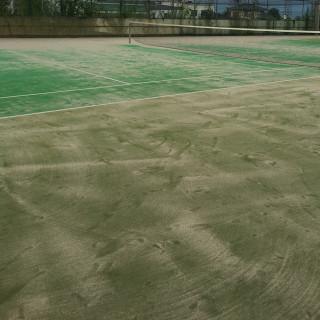 テニス部中一