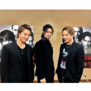 THE RED RAIN見た人集って!登坂広臣、TAKAHIRO、斎藤工、雨宮兄弟好きの人語ろう!