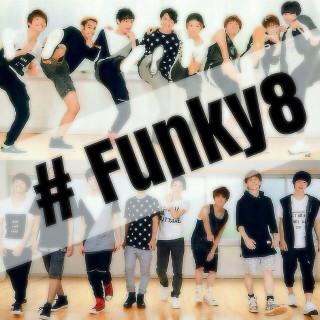 funky8担welcome