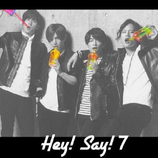 Hey! Say! 7のマネージャー!?