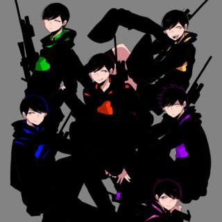黒と黑(腐