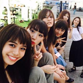 FlowerとGENEの恋♡