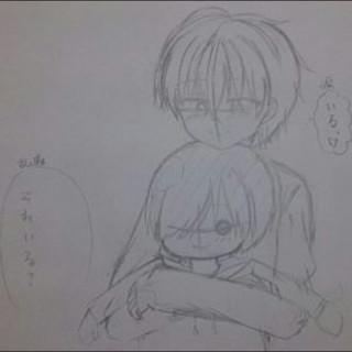俺のオリジナルキャラクターで成ろ~!(乱麻×涙)