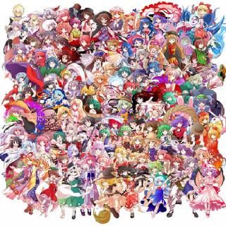 東方キャラとオリキャラとアニメキャラクターなりきり