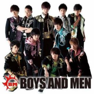 BOYS AND MEN好きな人集まれー名古屋住みの人いたら入ってねー!