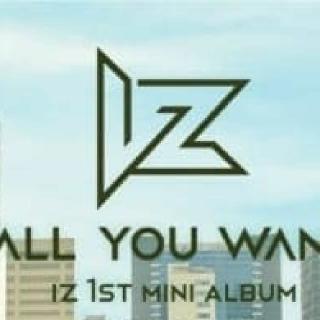 IZ 韓国バンドボーイズグループ