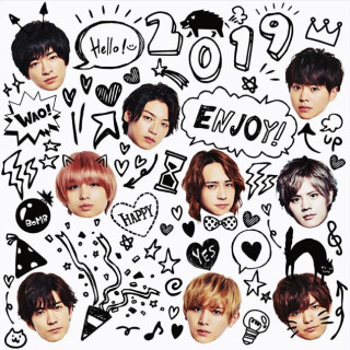Hey!Say!JUMPトーク(●´ー`●)